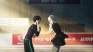 Viktor with Yuuri episode 11