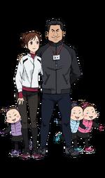 Family of Nishigori Char