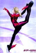 Yurio's Free Skate Poster