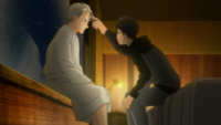 Victor and Yuri before Final