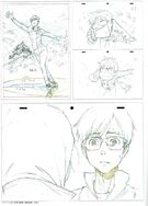 Official artbook sketch 4