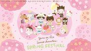 YOI x Sanrio Spring