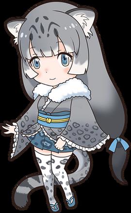 Snow LeopardOriginal