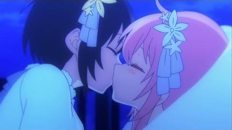 Satou and Shio Get Married - Happy Sugar Life