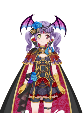 Awakening Grand Demon Princess Live2D Model