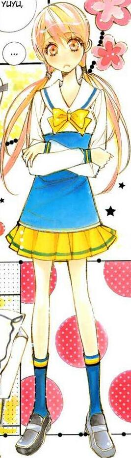 Himitsu Shoujo 1 2-1