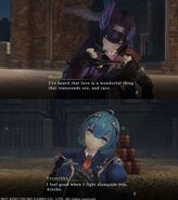 Love confessions- Nights of Azure