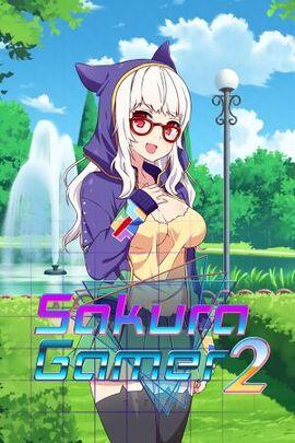 Sakura Gamer 2 cover