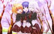 Anime-anne-happy-anne-hanakoizumi-botan-kumegawa-wallpaper-preview