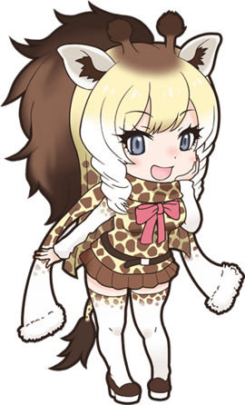 Rothschild's GiraffeOriginal