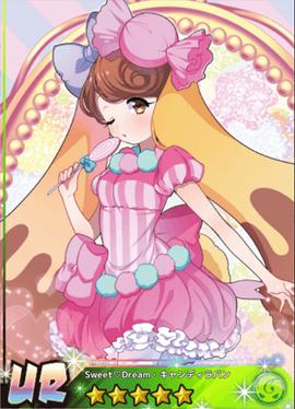 Sweet♡Dream・キャンディラパン