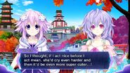 Plutia wanting to make Blanc cry
