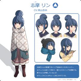 Rin character sheet