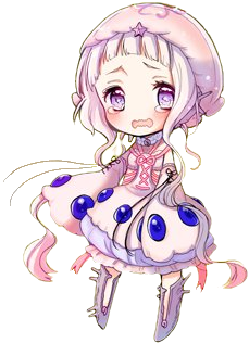 Jelly Marie chibi