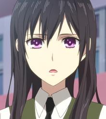 Mei in anime