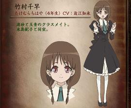 Chihaya Takemura