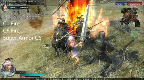DWO Great Sword - Thrust