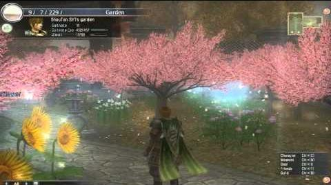 真・三國無双 Dynasty Warriors Online Garden Song (Day)-0
