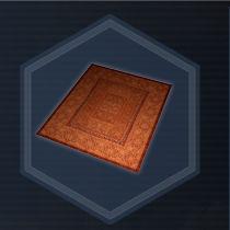 Lavish carpet