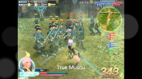 DWO Great Sword - Musou's