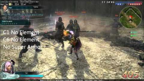 DWO Iron Sword - Moon