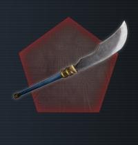 Crescent blade r3