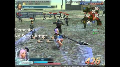 DWO Battle Axe - Fan Emblem