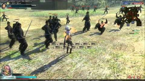 Dynasty Warriors Online - War Blade