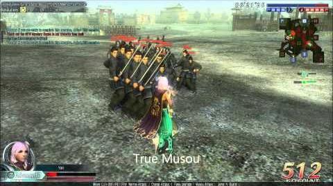 DWO Trident - Musou's