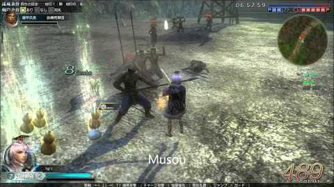DWO War Fan - Musou's