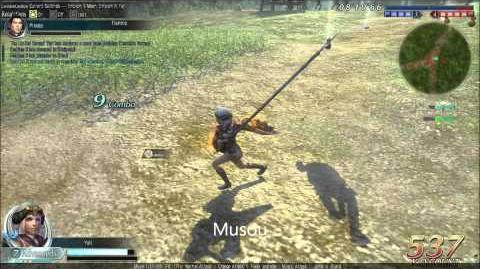 DWO Bronze Spear - Musou's