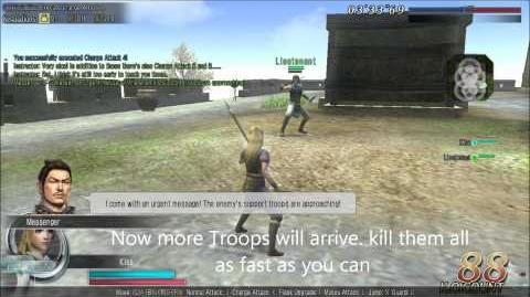 DWO Quest - First Battle