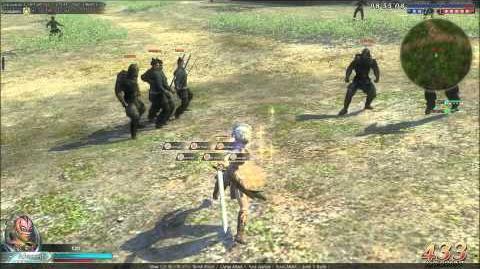 Dynasty Warriors Online - Noble Sword