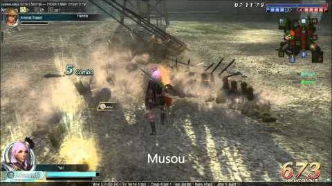 DWO Iron Sword - Musou's