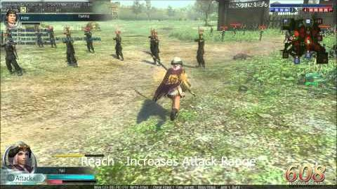 DWO Bronze Spear - Advanced