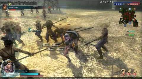 DWO Pirate Sword Move Set