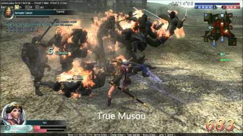 DWO Eastern Sword - Musou's