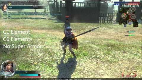 DWO Bronze Spear - Thrust