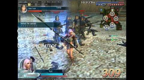 DWO Battle Axe - Moon Emblem