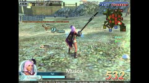 DWO Battle Axe - Musou