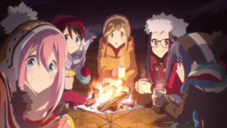 Yuru Camp-Season 1-screen
