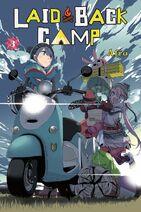 Laid-Back Camp Vol. 3