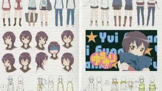 Goyururi World - Yui Funami (Minami Tsuda)