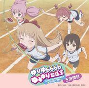 YuriYurararara YuruYuri Housou Shitsu Meibamen Countdown CD