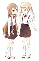 Nanako and misaki