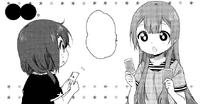 Hanako and kaede