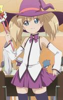 Kyoko cosplaying