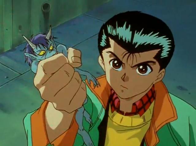 Episode 5   YuYu Hakusho Wiki   FANDOM powered by Wikia