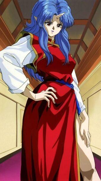 Miyuki | YuYu Hakusho Wiki | Fandom