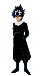 Character - Hiei, Black Coat (1)
